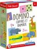 Clementoni Petit savant Domino Chiffres et animaux (fr) 8005125523603