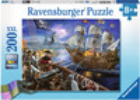 Ravensburger Casse-tête 200 XXL La bataille de Blackbeard 4005556127597