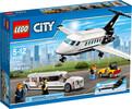 LEGO LEGO 60102 City Le service VIP de l'aéroport (août 2016) 673419247948