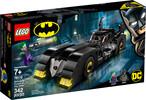 LEGO LEGO 76119 Super-héros Batman Batmobile la poursuite du Joker 673419302791