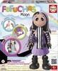 Educa Borras Créer une poupée Fofuchas moderne Moon 8412668163652