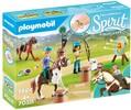 Playmobil Playmobil 70331 Spirit Base d'entrainement 4008789703316