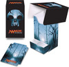 Ultra PRO Deck Box mtg Mana 5 Swamp Full View with Tray 074427865337