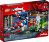 LEGO LEGO 10754 Juniors Spider-Man contre Scorpion, Super-héros 673419284073
