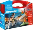Playmobil Playmobil 70310 Mallette transportable Pompier 4008789703101