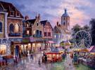 Trefl Casse-tête 3000 Parc d'attractions 5900511330335