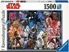 Ravensburger Casse-tête 1500 Star Wars Univers de Star Wars 4005556163663
