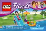 LEGO LEGO 30401 Friends Glissade en mousse pour piscine en sachet 673419268578