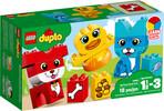 LEGO LEGO 10858 DUPLO Mon premier puzzle des animaux 673419282567
