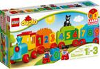 LEGO LEGO 10847 Le train des chiffres 673419265423