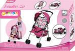 Hauck Toys Poussette de luxe de poupée 621328831093