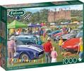 Falcon de luxe Casse-tête 1000 Exposition d'autos (The car show) 8710126112984
