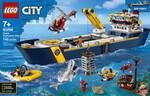 LEGO LEGO 60266 City (en) Ocean Exploration Ship 673419319348