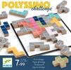 Djeco Polyssimo Challenge (fr/en) 3070900084933