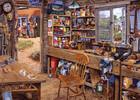 Ravensburger Casse-tête 500 Large atelier de papa 4005556148592