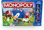Hasbro Monopoly Gamer Sonic (fr/en) 630509892242