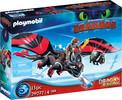 Playmobil Playmobil 70727 Dragon Racing: Krokmou et Harold (avril 2021) 4008789707277