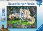 Ravensburger Casse-tête 200 XXL Licornes mystérieuses 4005556128389