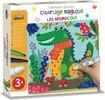 Créa Lign' Coloriage magique facile les Animocolo 3760119713662