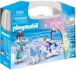 Playmobil Playmobil 70311 Mallette transportable Princesse des glaces 4008789703118