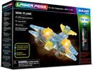 Laser Pegs - briques illuminées Laser Pegs mini avion (briques illuminées) 810690020222