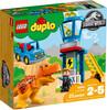 LEGO LEGO 10880 DUPLO La tour du tyrannosaure (T. rex), Monde jurassique 673419283991