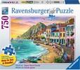 Ravensburger Casse-tête 750 Large Coucher de soleil romantique 4005556199402