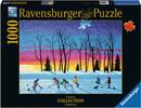 Ravensburger Casse-tête 1000 Étoiles de la nuit, Canada 4005556195442