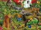 Ravensburger Casse-tête 100 XXL jungle 4005556107810