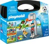 Playmobil Playmobil 70313 Mallette transportable Multi-sports garçons 4008789703132
