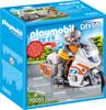 Playmobil Playmobil 70051 Urgentiste et moto 4008789700513