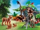 Playmobil Playmobil 5561 Explorateur et famille de lynx (juin 2016) 4008789055613