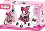 Hauck Toys Poussette double de poupée 621328910095