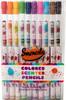 Scentco Crayons de couleurs parfumés Smencils, ensemble de 10 692046945553
