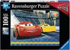 Ravensburger Casse-tête 100 XXL Les Bagnoles 3 4005556108510