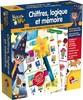 Lisciani Giochi Magicien Malin Chiffres logique et mémoire (fr) 8008324061099