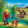 Playmobil Playmobil 5562 Randonneur et castors (juin 2016) 4008789055620