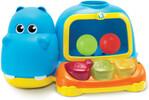 B kids Piano pour bébé hippopotame et balles 021105046410