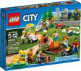 LEGO LEGO 60134 City La parc de loisirs - Ensemble de figurines (août 2016) 673419250153