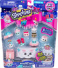 Shopkins Happy Places Shopkins Série 7 Ensemble mariage 672781563564
