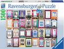 Ravensburger Casse-tête 1500 Fenêtres à Porto 4005556162178