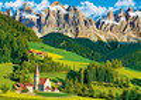 Trefl Casse-tête 500 Dolomites, Italie Trefl 37189 5900511371895