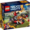 LEGO LEGO 70318 Nexo Knights Le lance-globe (août 2016) 673419248051