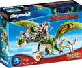 Playmobil Playmobil 70730 Dragon Racing: Kognedur et Kranedur avec Pete et Prout (avril 2021) 4008789707307