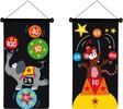 Scratch Scratch jeu de dards/fléchettes magnétique cirque 5414561820093