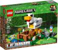 LEGO LEGO 21140 Minecraft Le poulailler 673419281379
