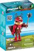 Playmobil Playmobil 70043 Dragons Rustik en combinaison de vol 4008789700438