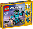 LEGO LEGO 31062 Creator Le robot explorateur 673419266512