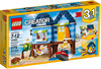LEGO LEGO 31063 Creator Les vacances à la plage 673419266529
