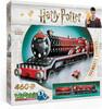 Wrebbit Casse-tête 3D Harry Potter Poudlard Express (460pcs) 665541010095